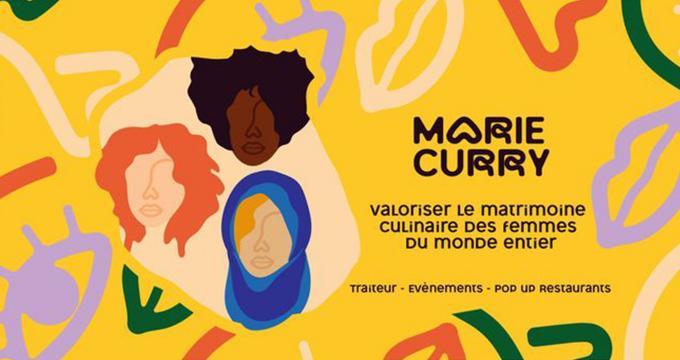 Marie CURRY et l'UNMI