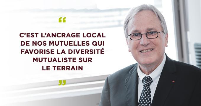 Michel Liautard Président UNMI